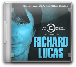 Richard Lucas Live Album: